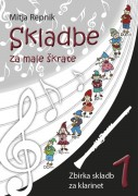 Skladbe za male škrate/za klarinet + CD