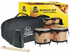 Bongo Latin Percussion KOMPLET LP810.600