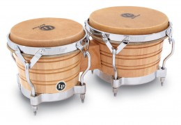 Bongo Latin Percussion Generation II wood LP813.602