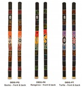 Didgeridoo Bambus TOCA TO804.308-310-312