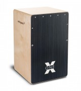 Cajon CP 160 X-One Hard Coal Stripes Schlagwerk