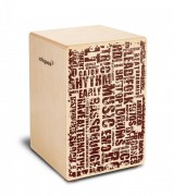 Cajon MEDIUM CP 119 X-One Styles Schlagwerk