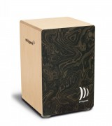 Cajon MEDIUM La Peru CP 4006 Night Burl Schlagwerk