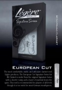 Jeziček LEGERE Signature European cut za Bb klarinet 3.75