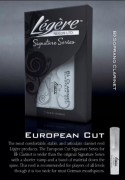 Jeziček LEGERE Signature European cut za Bb klarinet 3.0