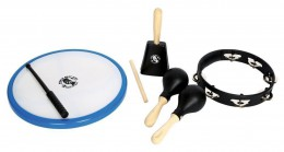 OTROŠKI PERCUSSION WBK400 WB KIDS WORLD  KOMPLET LP863.550